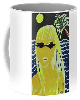 Tropical Moonlight Coffee Mug
