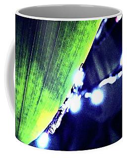Coffee Mug featuring the digital art Tropical Night by Mindy Newman