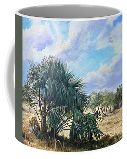 Tropical Orange Grove Coffee Mug