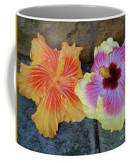 Tropical Pair Coffee Mug by Jenny Lee