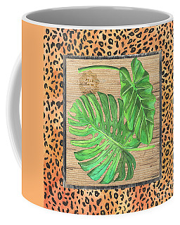 Tropical Palms 2 Coffee Mug