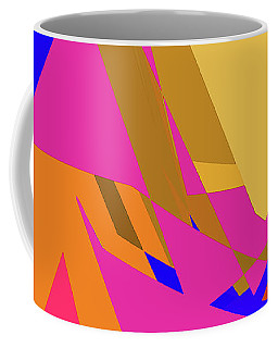 Tropical Ravine Coffee Mug