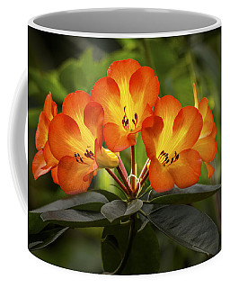Tropical Rhododendron Coffee Mug