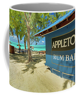 Tropical Rum Bar Coffee Mug