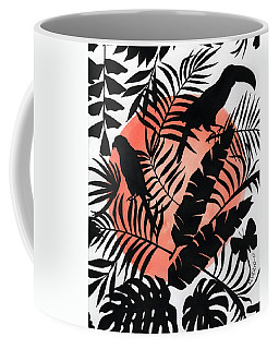 Tropical Soul Coffee Mug by Edwin Alverio