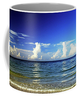 Coffee Mug featuring the photograph Tropical Storm Brewing by Gary Wonning