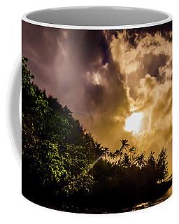 Tropical Sunset Coffee Mug