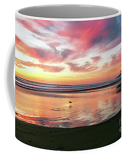 Tropical Sunset Island Bliss Seascape C8 Coffee Mug