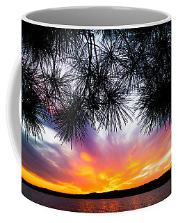 Tropical Sunset  Coffee Mug by Parker Cunningham