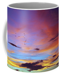 Tropical North Queensland Sunset Splendor  Coffee Mug