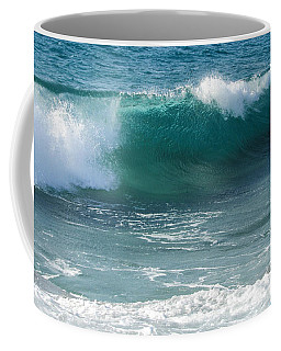 Tropical Treasure Coast Florida Seascape Wave 99 Coffee Mug
