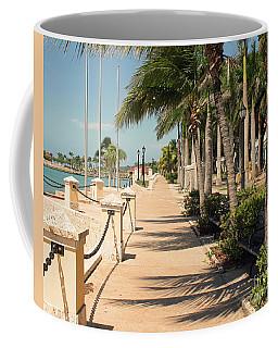 Tropical Walkway Coffee Mug