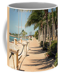 Tropical Walkway Coffee Mug