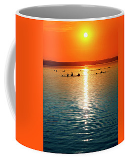 Tropicana Swimming Coffee Mug