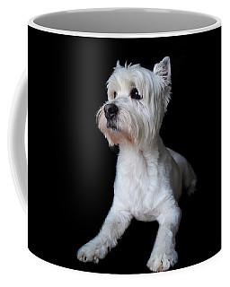 Trot Posing Coffee Mug