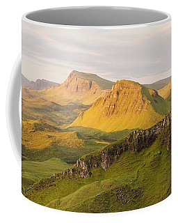 Trotternish Summer Panorama Coffee Mug