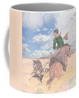 Trouble In Bunches Classic Coffee Mug