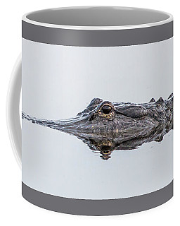 Trouble In Calm Waters Coffee Mug