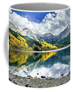 Trout Lake Coffee Mug