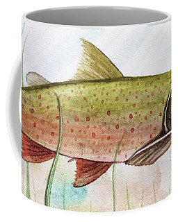 Trout Coffee Mug