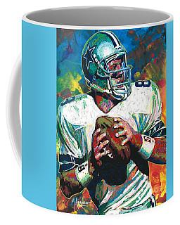 Troy Aikman Coffee Mug