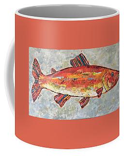 Trudy The Trout Coffee Mug