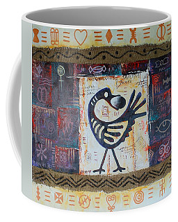 True African Symbols Coffee Mug