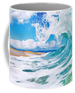 True Blue Coffee Mug