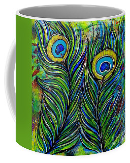 True Colors Coffee Mug by Julie Hoyle