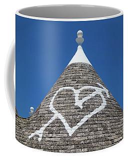 Trullo Roof In Alberobello Coffee Mug