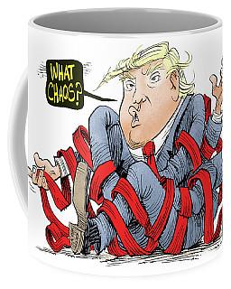 Trump Chaos Coffee Mug