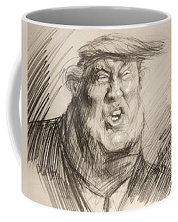 Trump-the Womanizer For President Coffee Mug