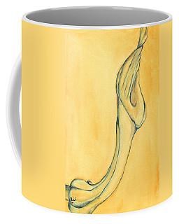 Trumpet Suspended Coffee Mug