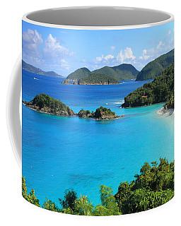 Trunk Bay St. John Coffee Mug