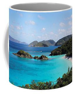 Trunk Bay, St. John Coffee Mug