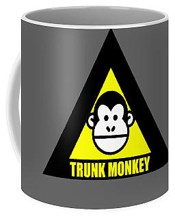 Trunk Monkey Coffee Mug