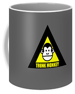Trunk Monkey Coffee Mug