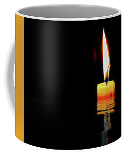 Trust Your Own Light - Candle Of Truth Coffee Mug
