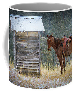 Trusty Horse  Coffee Mug