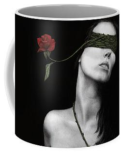 Truth Of Beauty Coffee Mug by Pat Erickson