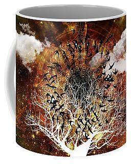 Try Everything Coffee Mug by Paulo Zerbato
