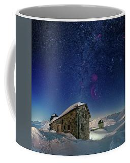Tschuggen Observatory Coffee Mug