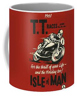 Tt Races 1961 Coffee Mug