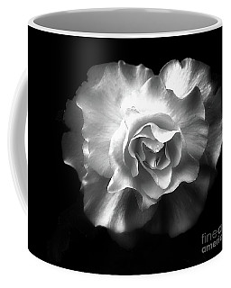 Coffee Mug featuring the photograph Tuberous Begoonia by Ann Jacobson