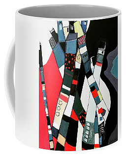 Tubular City Coffee Mug