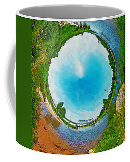 Tubular Panorama Deventer Coffee Mug