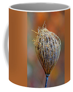 Coffee Mug featuring the photograph Tucked In For Winter by SimplyCMB