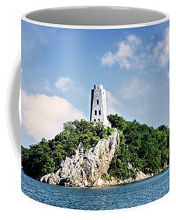 Tucker Tower 2 Coffee Mug