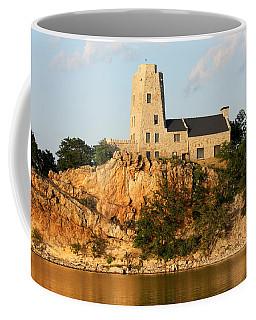 Tucker's Tower Lake Murray Oklahoma Coffee Mug
