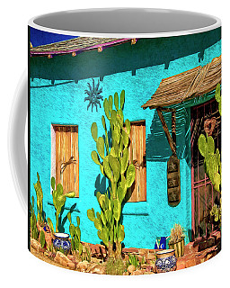 Tucson Blue Coffee Mug
